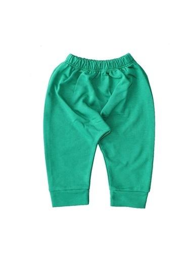 By Bebek Odam Sade Bebek Tek Alt Yeşil